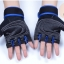 ถุงมือฟิตเนสแบบมืออาชีพ สีน้ำเงิน ไซส์ L thumbnail 3