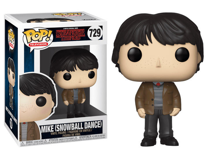 Mike-Stranger Things Funko Pop Vinyle